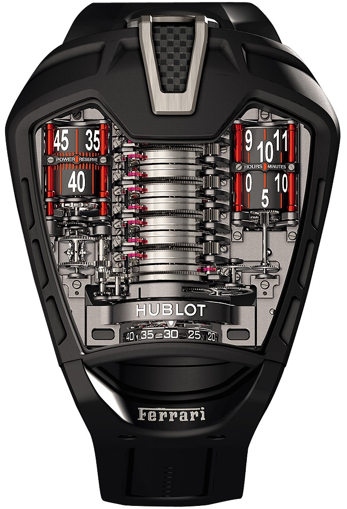 Hublot Masterpiece MP 05 LaFerrari   Limited to 50 pcs only