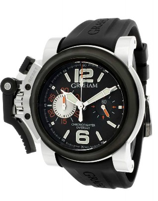 Graham Chronofighter Oversize Chronograph
