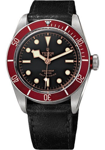 Tudor Heritage Mens Automatic in Steel