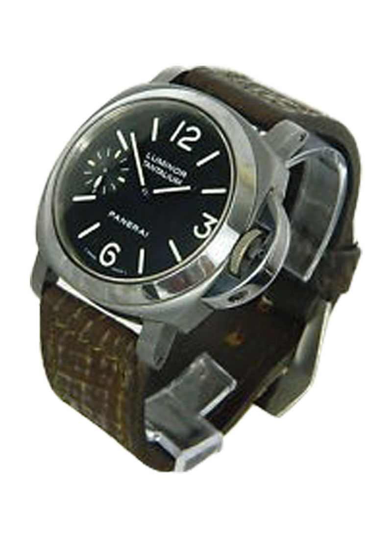 Panerai PAM 464 - Luminor Marina Pig Las Vegas Manual in Steel