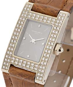 Chaumet Rectangle Ladies Diamond