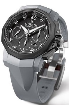 Corum Admirals Cup Challenge Chrono with Grey Case