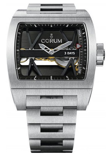 Corum Ti Bridge 3 Day Power Reserve