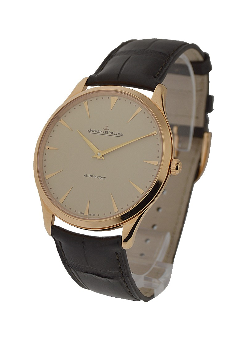 Jaeger - LeCoultre Master Ultra Thin 41mm