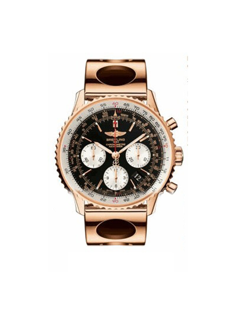 Breitling Navitimer 01 Automatic in Rose Gold