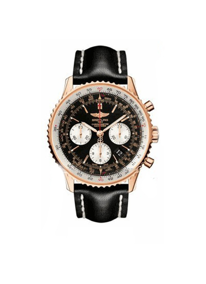 Breitling Navitimer 01 Chronograph in Rose Gold