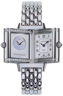 Jaeger - LeCoultre Reverso Duetto with Diamonds