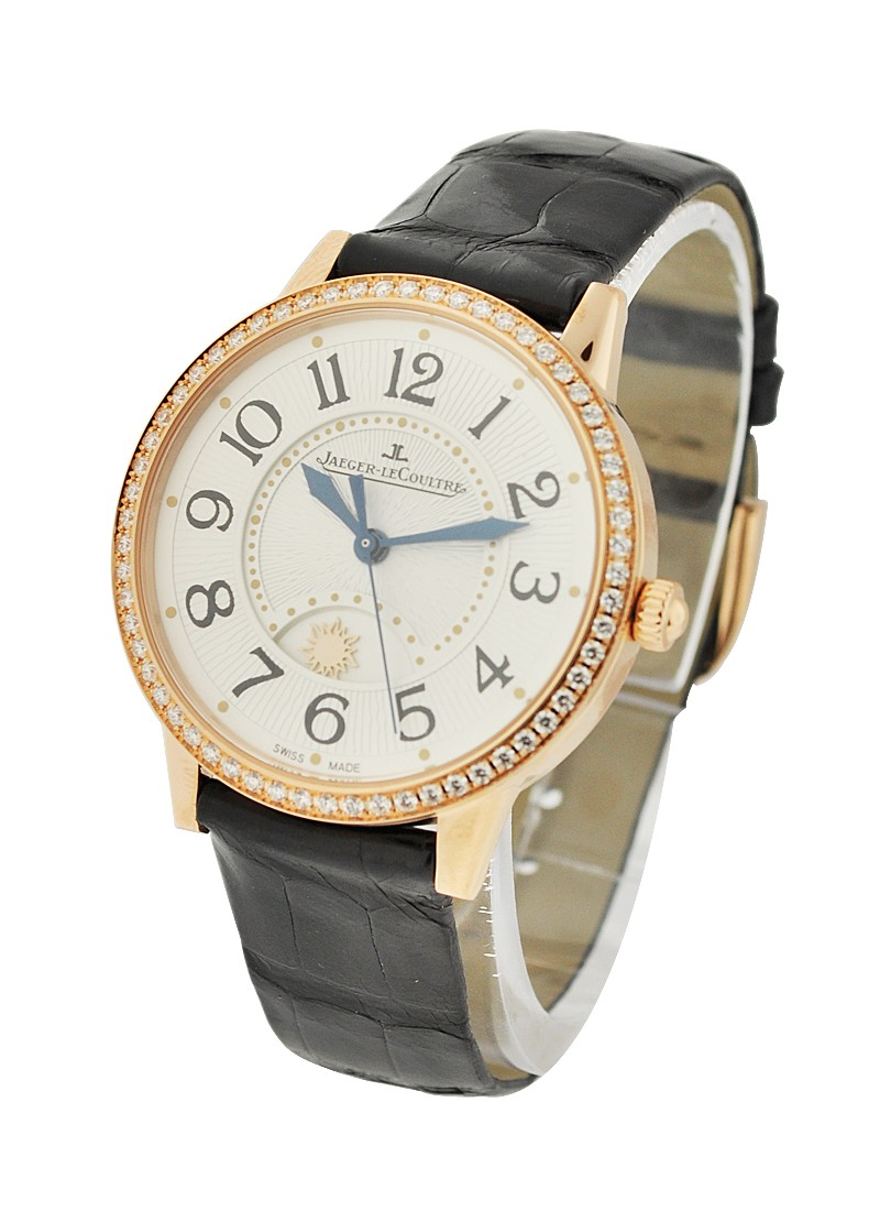 Jaeger - LeCoultre Rose Gold Rendez Vous Night and Day