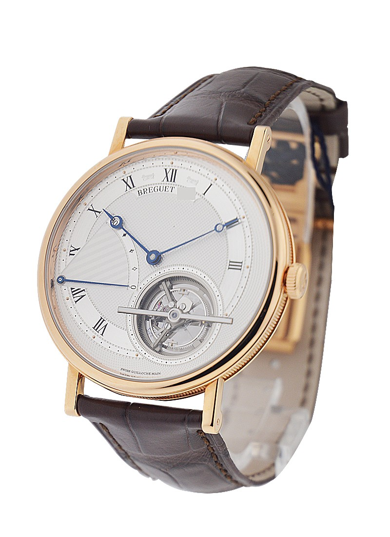 Breguet Classique Complications Tourbillon in Rose Gold