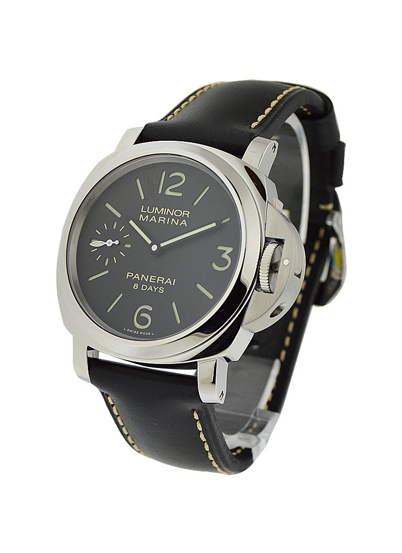 Panerai PAM 510 - Marina 8 days in Steel