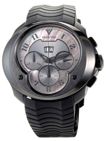 Franc Vila Dark Side El Bandido Grand Dateur Chronograph