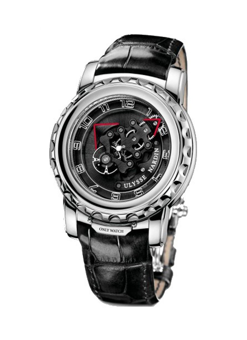 Ulysse Nardin Freak Black Out   Limited to only One (Only Watch 2009)