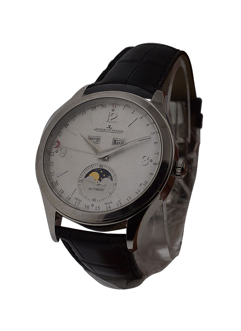 Jaeger - LeCoultre Master Calendar Automatic in Steel