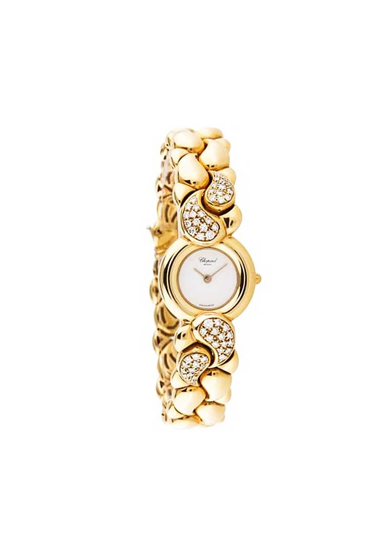 Chopard Casmir Ladies Automatic in Yellow Gold