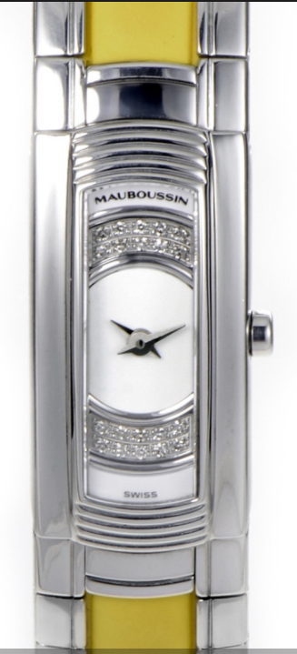 Mauboussin Lady M   Mini with Diamonds