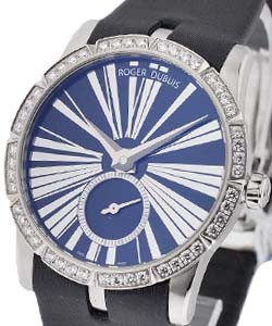 Roger Dubuis Excalibur 36mm - White Gold