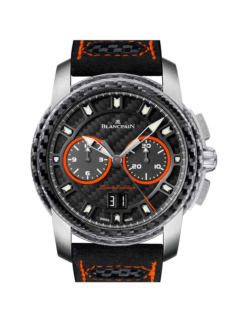 Blancpain L-Evolution Chronograph Flyback in Titanium