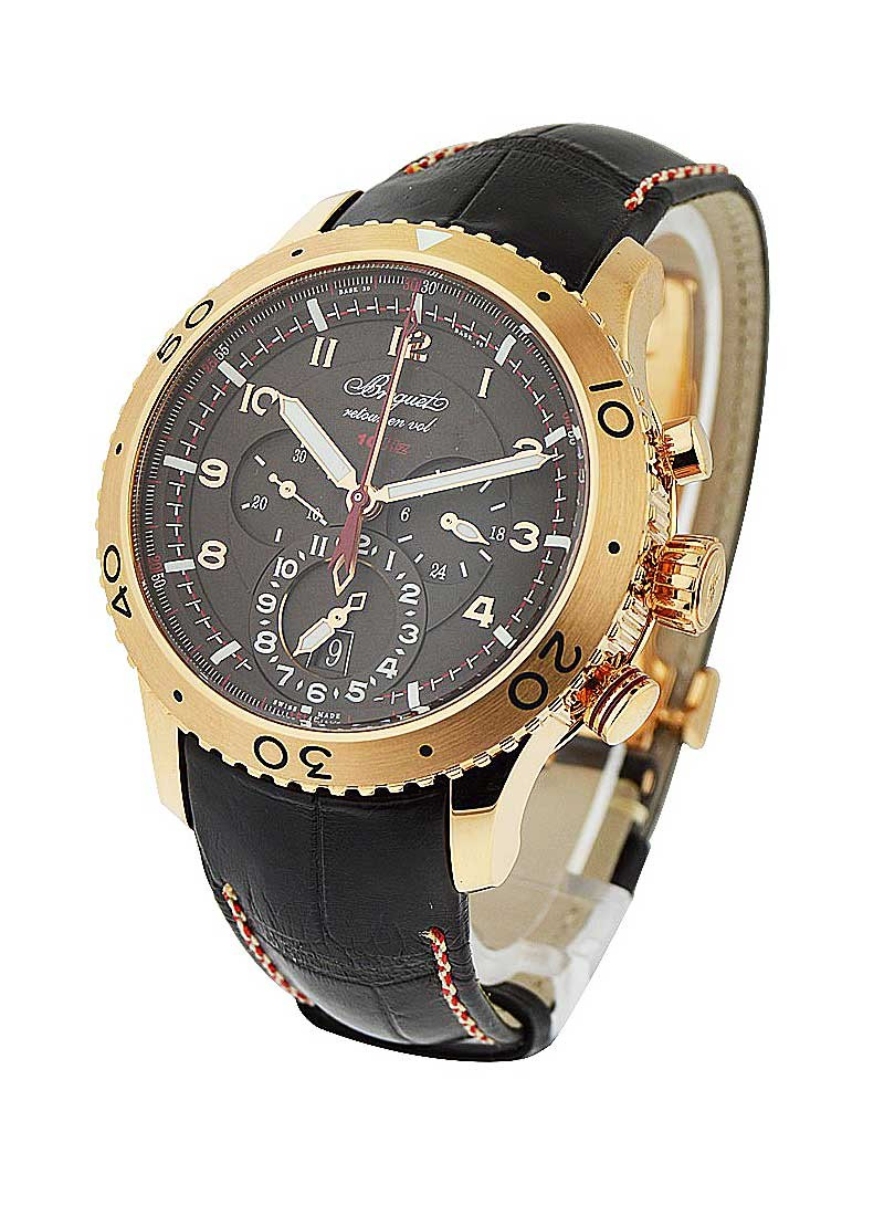 Breguet Type XXII  Transatlantique in Rose Gold