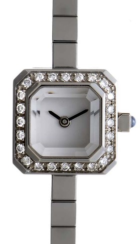 Corum Sugar Cube Diamond Watch