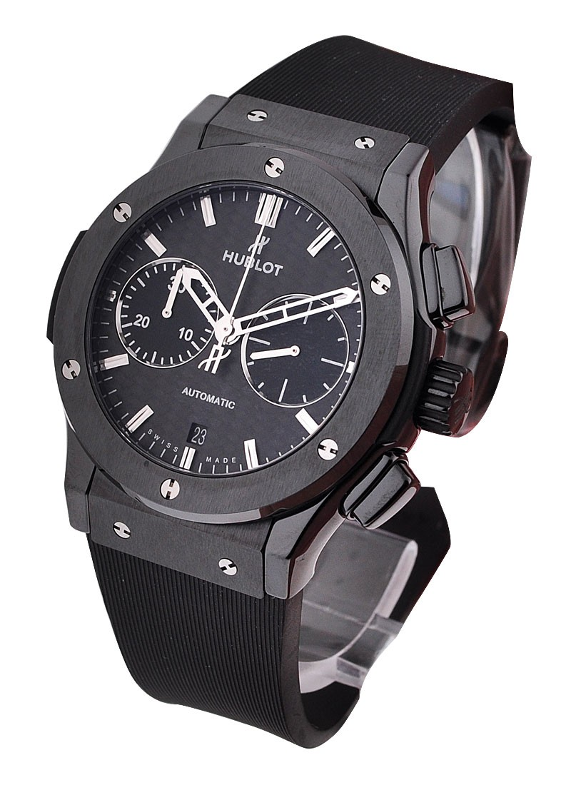 Hublot Classic Fusion 45mm Chronograph in Ceramic