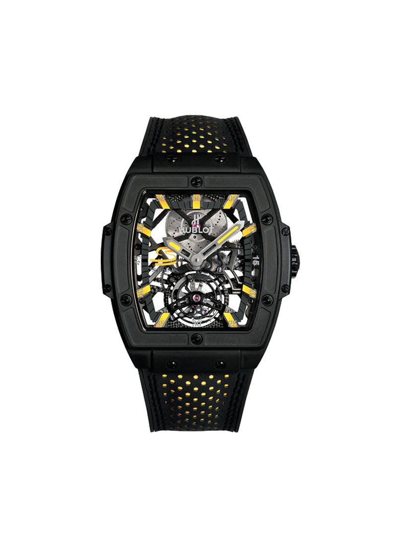 Hublot Masterpiece MP 06 Senna in Black PVD Titanium - Limited Edition of 41pcs