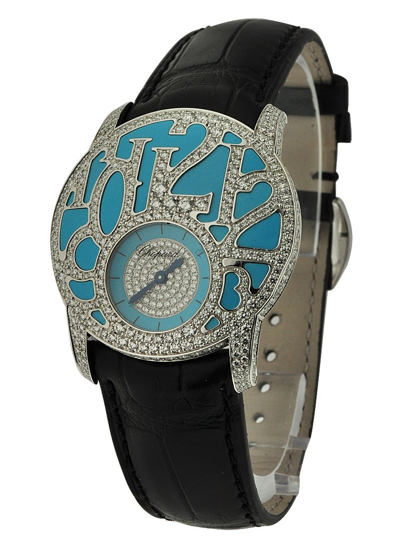 Chopard Golden Diamonds Boutique Model in White Gold