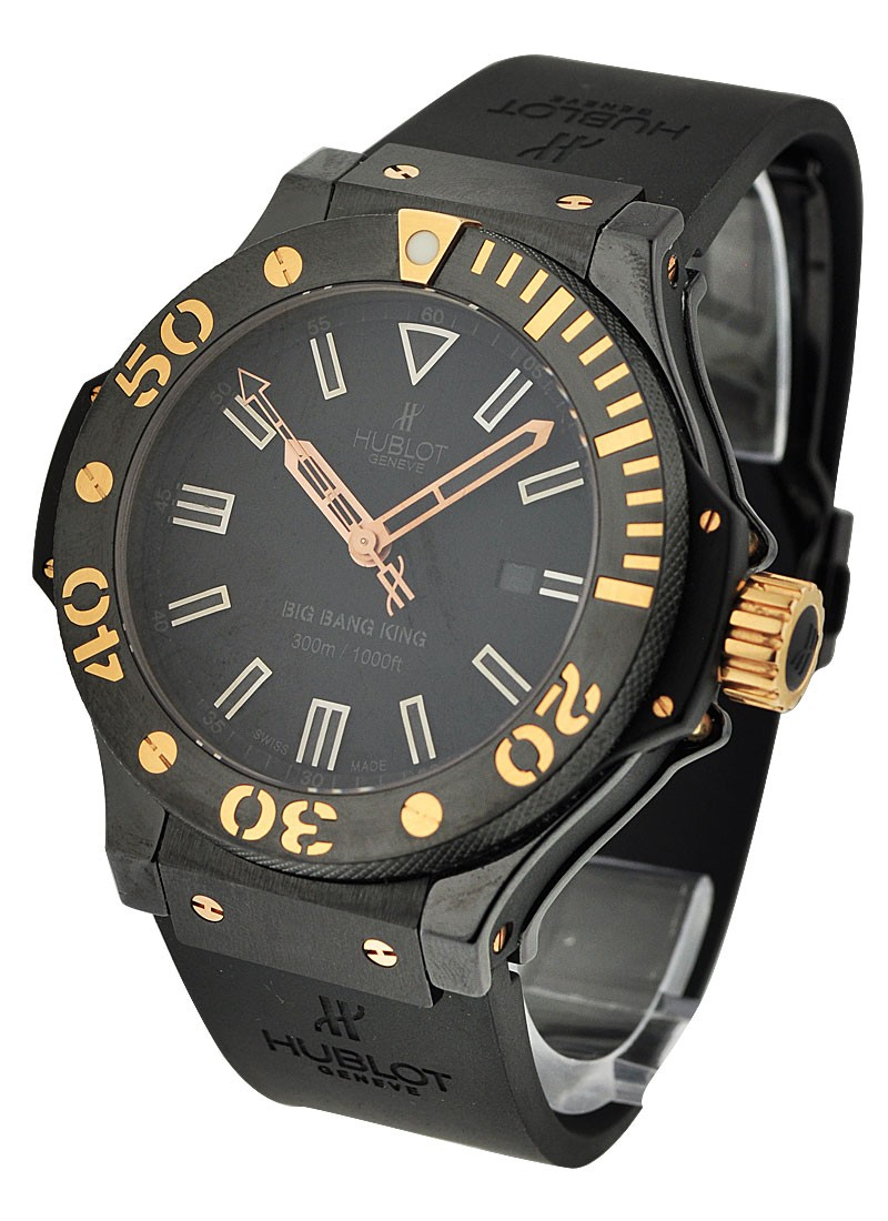 Hublot Big Bang 48mm    The Eclipse Limited Edition