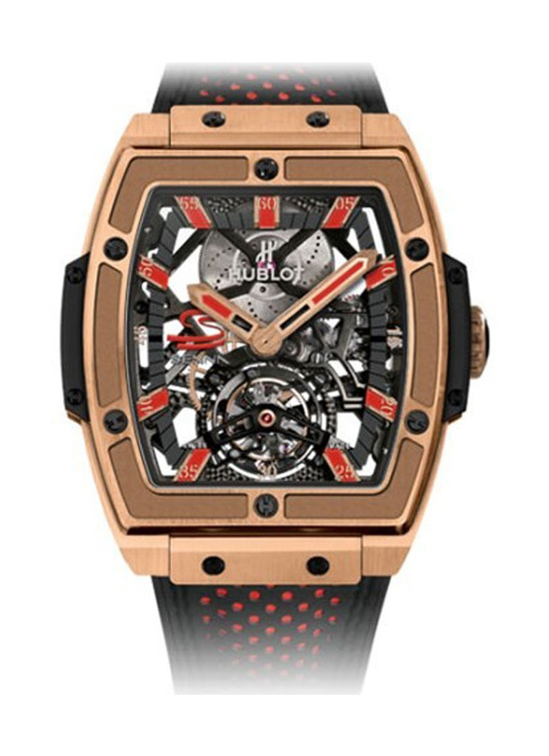 Hublot Materpiece MP 06 Senna in Rose Gold
