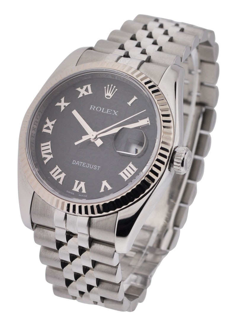 Rolex Used Mens Datejust with Jubilee Bracelet
