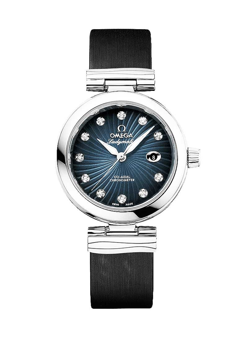 Omega DeVille Ladymatic 34mm in Steel