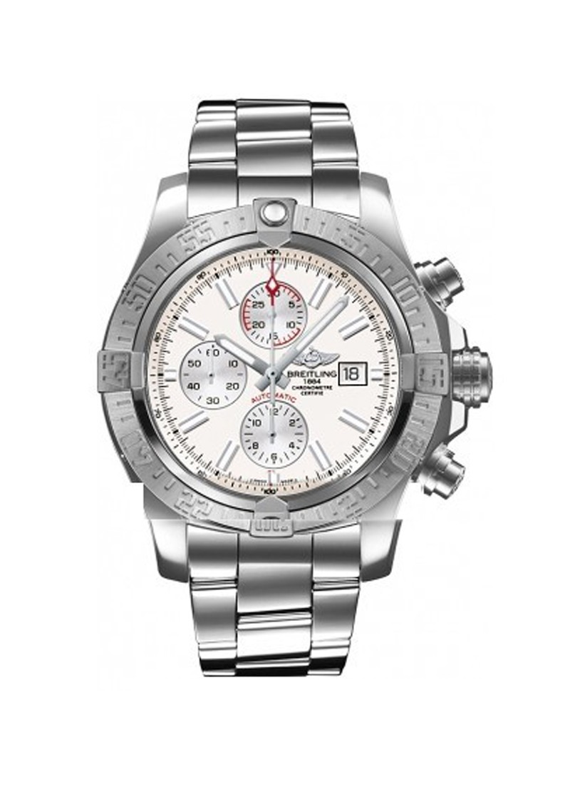 Breitling Super Avenger II Chronograph in Steel