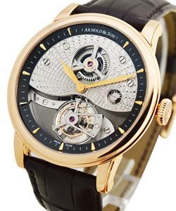 Arnold and Son TE8 Tourbillon