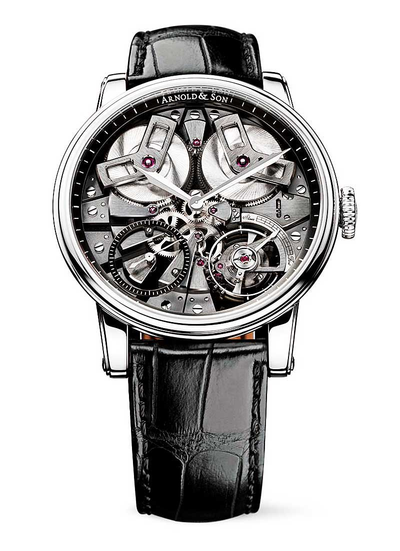 Arnold and Son TB88 Royal Collection 46mm in Steel