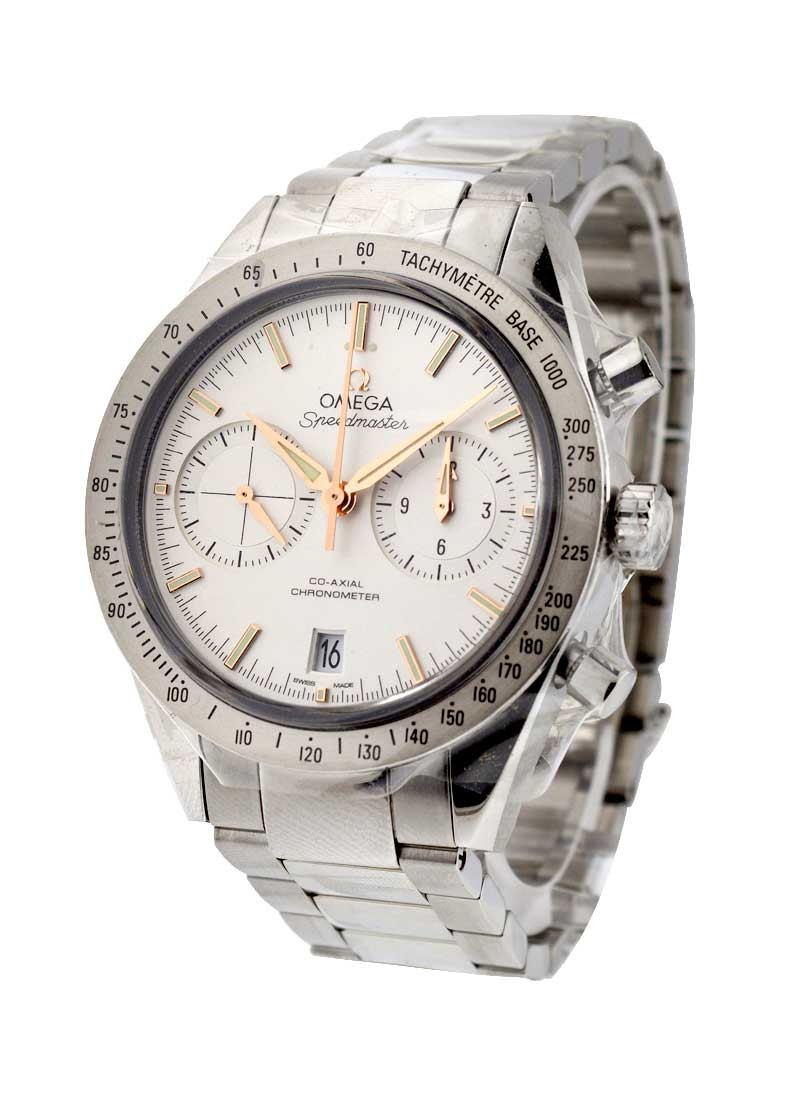 Omega Speedmaster 57 Chronograph in Steel