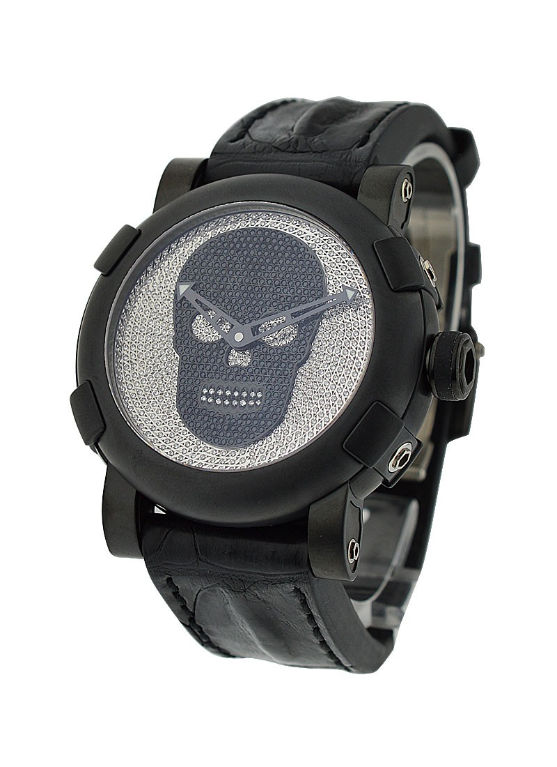 Romain Jerome DIA DE LOS MUERTOS with Pave Diamond Dial