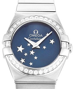 Omega Constellation Quartz 24mm