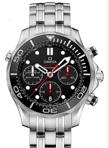 Omega Seamaster Chronograph Automatic in Steel