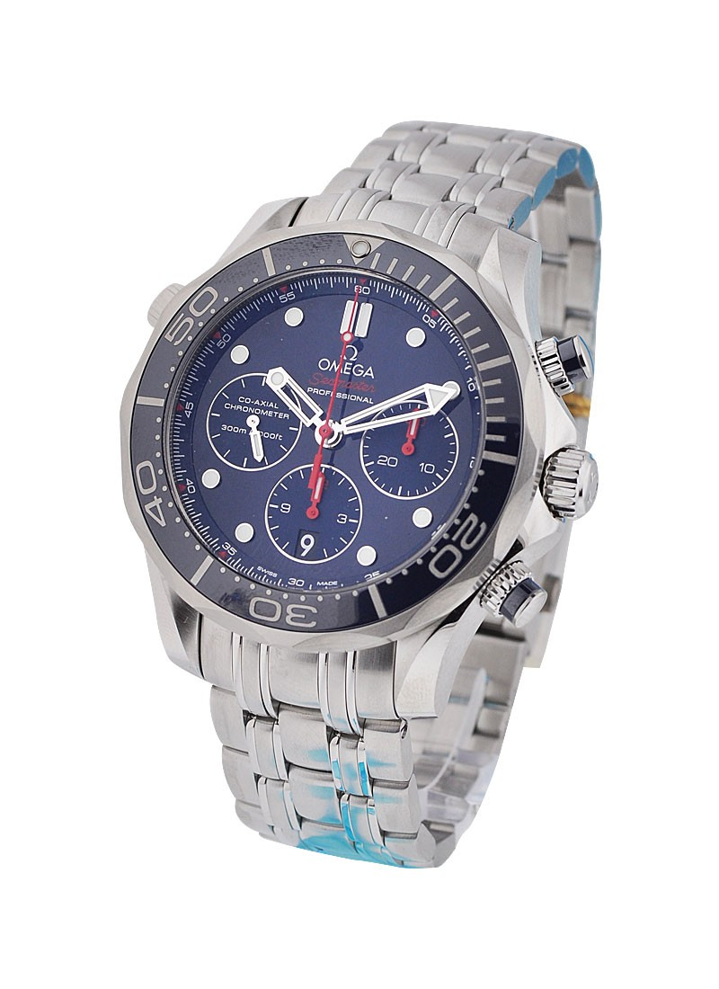 Omega Seamaster Chronograph 41mm Automatic in Steel