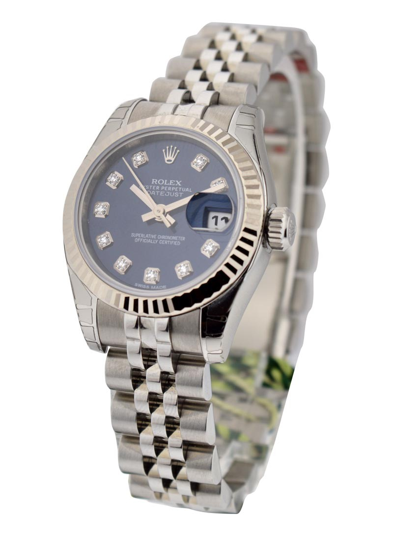 Rolex Unworn Lady Datejust  26mm Automatic in Steel Ref