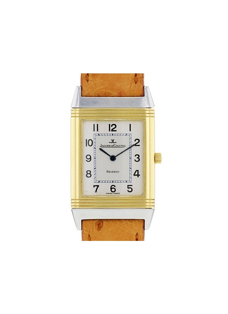 Jaeger - LeCoultre Reverso Duo Quartz in Yellow Gold