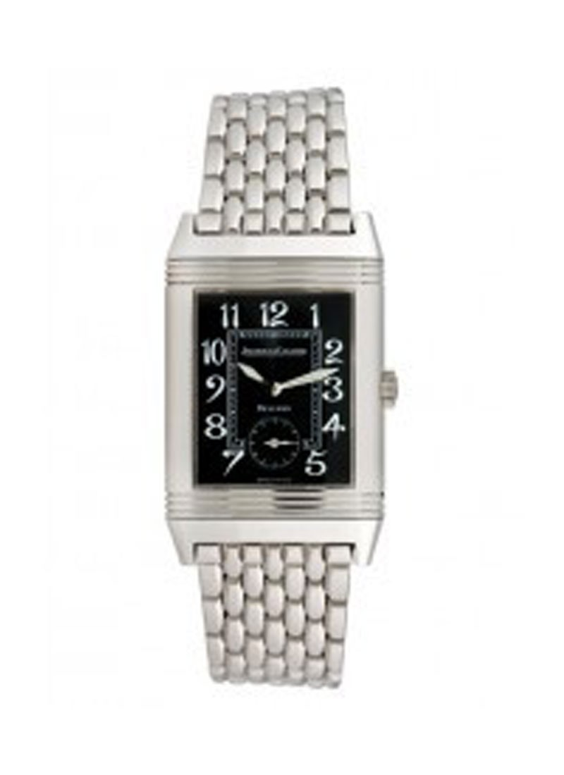 Jaeger - LeCoultre Reverso Grande Taille Mens Manual in White Gold