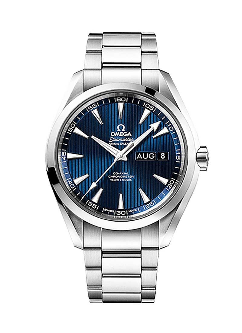 Omega Aqua Terra 150M Co-Axial in Steel