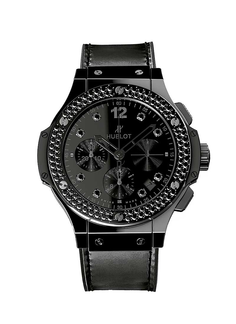 Hublot 41mm Big Bang  All Black Automatic in Black Ceramic