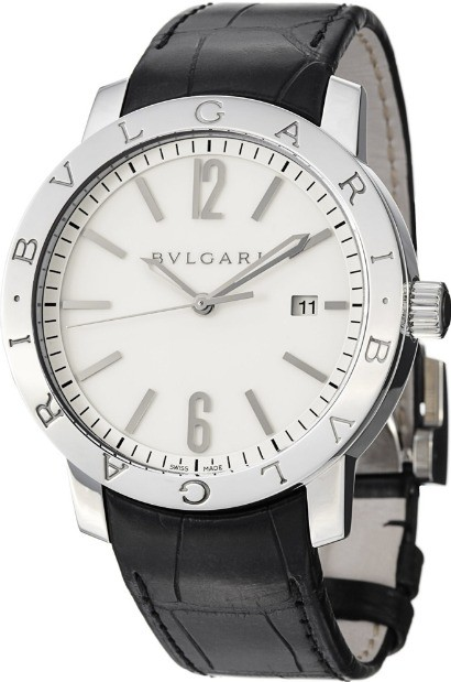 Bvlgari Bvlgari Bvlgari 41mm Automatic in Steel