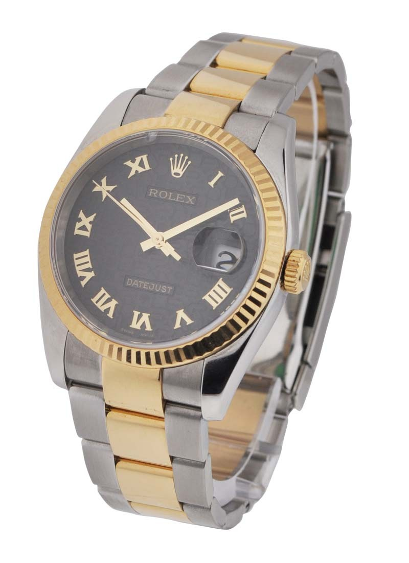 Pre-Owned Rolex Datejust 36mm 2-Tone
