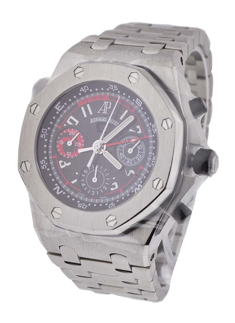 Audemars Piguet Polaris Alinghi Offshore Chronograph on Bracelet