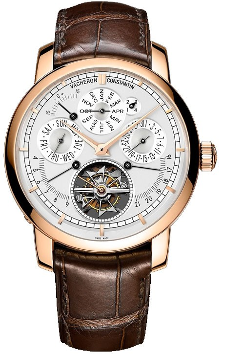 Vacheron Constantin Patrimony Traditionelle Tourbillon  Caliber 2253 in Rose Gold