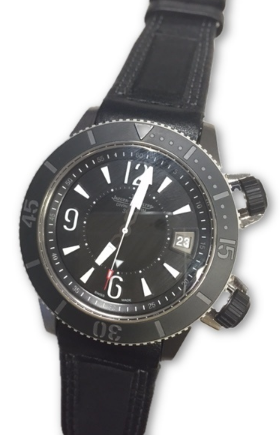 Jaeger - LeCoultre Master Compressor Navy Seals Incursion in Titanium PVD