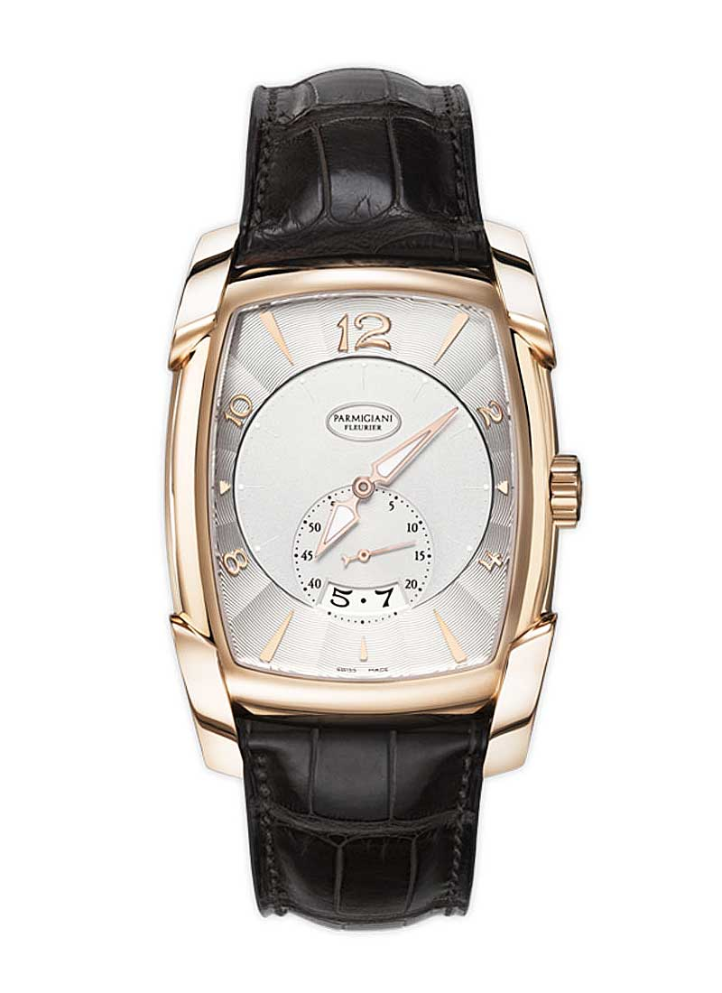 Parmigiani Kalpa Grande XL Mens Automatic in Rose Gold