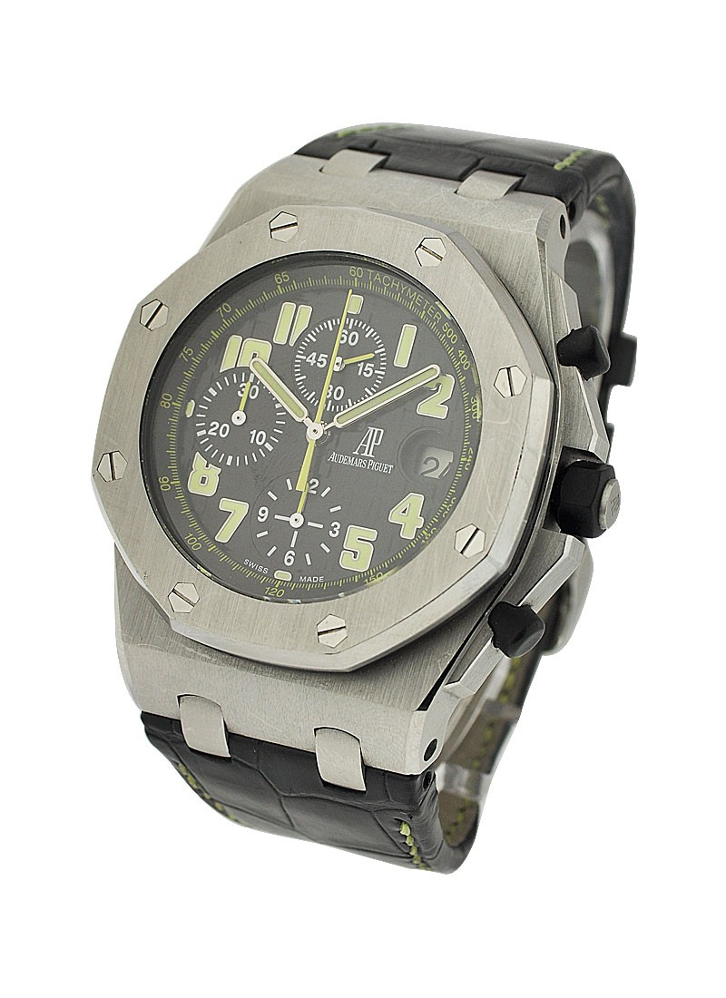 Audemars Piguet Worth Avenue Offshore Limited Edition in Steel